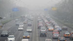 China verteidigt seine Klimapolitik