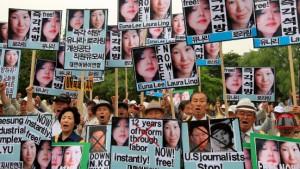 Petitionen an Pjöngjanng