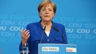 """Merkel: """"Kompromiss wahrt Geist der Partnerschaft in der EU"""""""