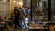 Tote und Verletzte bei Anschlag in Tel Aviv