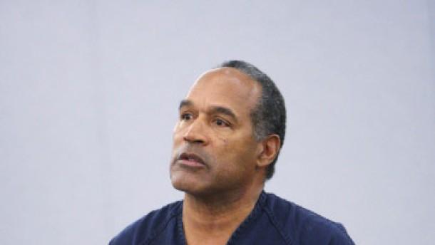 O.J. Simpson muss 15 Jahre ins Gefängnis
