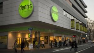 Bio-Supermarkt Denn's kommt nach Frankfurt