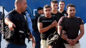 Israel lässt 200 palästinensische Häftlinge frei