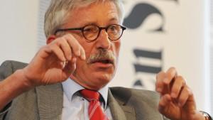 Die SPD streitet weiter über Sarrazin