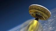 Nasa will fliegende Untertasse zum Mars schicken