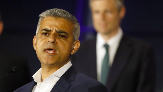 Muslim wird Bürgermeister von London