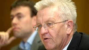 CDU blockiert Pläne der grün-roten Koalition