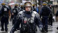 Proteste gegen Frankreichs Reformpaket