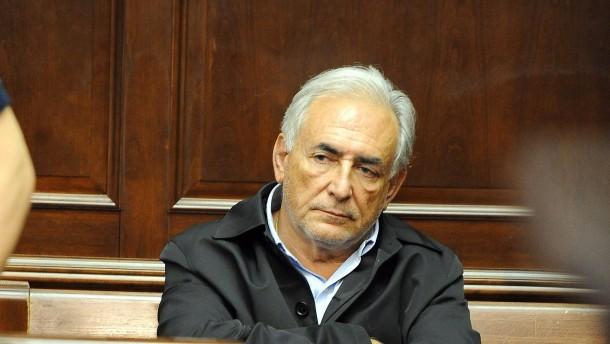 Strauss-Kahn bleibt in U-Haft