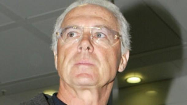 """Beckenbauer: """"Es wird ein Ausländer"""""""