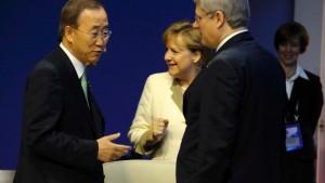 Ohne Außenpolitik ins Abseits