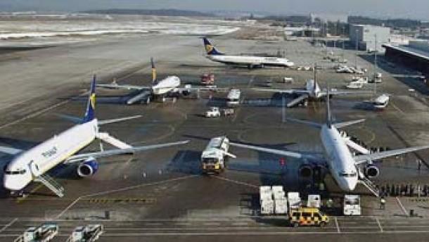 Ryanair investiert eine Milliarde Dollar in Frankfurt-Hahn