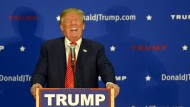 Trump vergleicht Hillary Clinton mit Hund