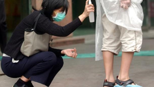 Weitere Sars-Fälle in Taiwan und Kanada