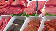 Fleischkonsum in Deutschland geht zurück