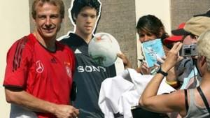 Klinsmann soll Verdienstkreuz erhalten