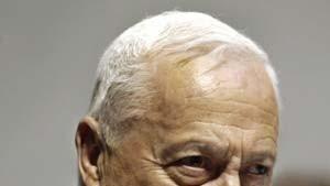 Scharon entschuldigt sich bei Mubarak