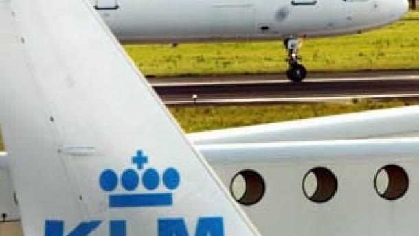 KLM und Air France heben Kerosinzuschlag an