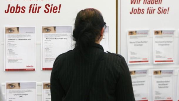 Zeitarbeits-Mindestlohn wird wahrscheinlicher