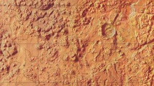 Wandern auf dem Mars
