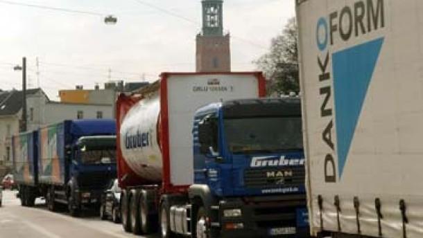Jetzt doch bald Fahrverbote in Darmstadt