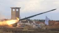 Kämpfe gegen IS-Miliz in Syrien und dem Irak