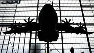 EADS bremst den Militärtransporter A400M