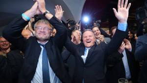 AfD hat Anrecht auf Stadträte in sieben Bezirken