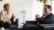 Tsipras dringt auf schnelle Lösung in Schuldengesprächen