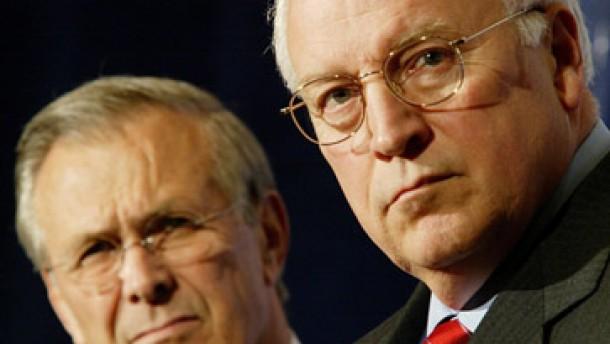 Das Pentagon kündigt die Halliburton-Verträge