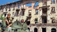 Grosny ist eine zerstörte Stadt - Wer will hier noch leben?
