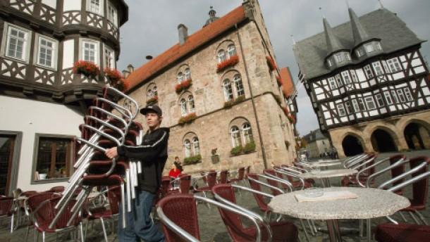 Alsfeld sagt Hessentag 2010 aus Kostengründen ab