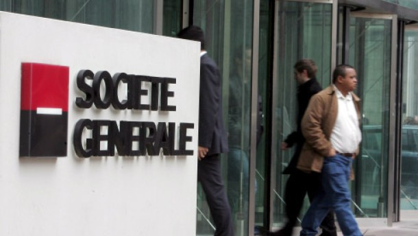 Société Générale gilt jetzt als Übernahmekandidat