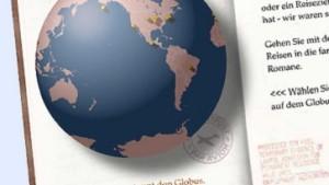 Virtuelles Handgepäck für Weltenbummler