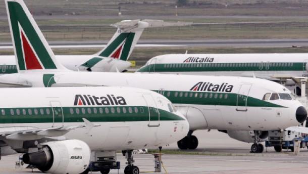 Lufthansa macht kein Angebot für Alitalia