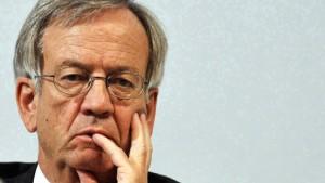 Für Pierer endet Korruptionsaffäre mit Bußgeld