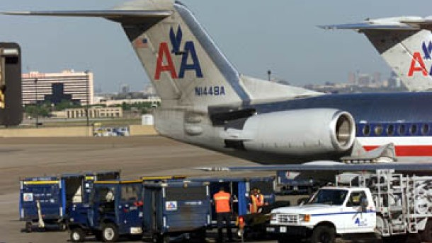American Airlines wendet Insolvenz in letzter Minute ab
