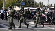 Polizei erschießt Angreifer in Ost-Jerusalem