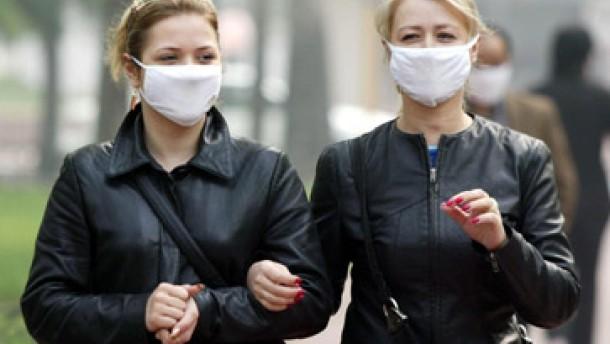 WHO rät von Reisen in SARS-Gebiete ab