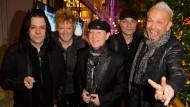Die Scorpions feiern 50-jähriges Bühnenjubiläum