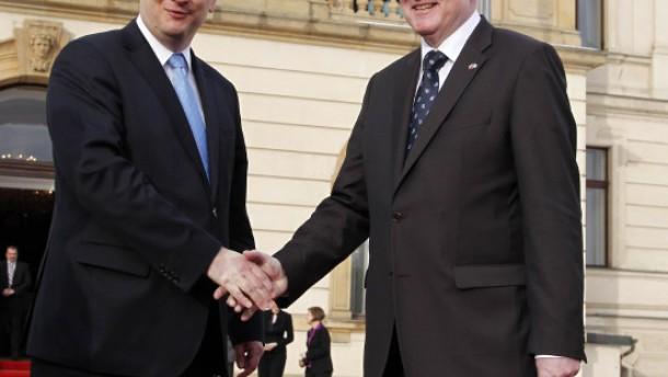 Kapitulation an der Moldau