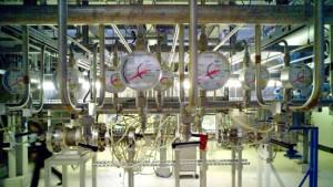 Mit Hochdruck zu feinsten Nanopartikeln