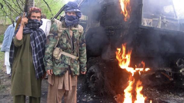 Die Taliban zahlen besser als die Armee