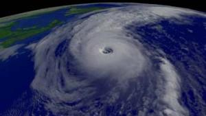 Hurrikane über der Nordsee