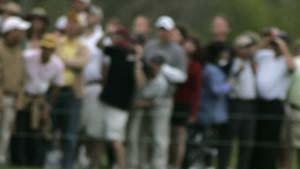 Wechsel an der Golfspitze Singh wieder vor Woods