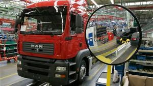 MAN lehnt Angebot von Volkswagen formal ab