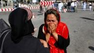 IS bekennt sich zu blutigem Anschlag in Kabul