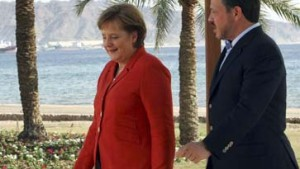 Merkel lobt arabische Initiative