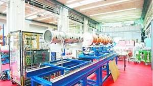 Werkstatt für Strahlenkanonen