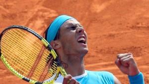 Nadal - der Sandplatz-König von Roland Garros